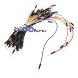 Breadboard 830  jumper wires  powermodule