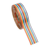 1 meter Dupont flatcable 20PL