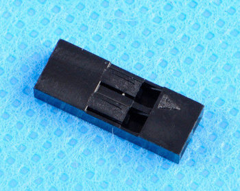 Dupont connector 2-p