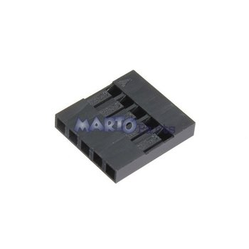 Dupont connector 5-p