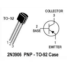 2N3906 PNP general purpose transistor