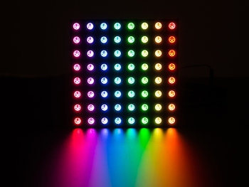 WS2812 64 led-matrix