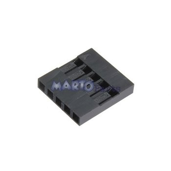 Dupont connector 4-p