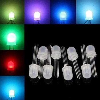 PL9823 8 mm fullcolour Led