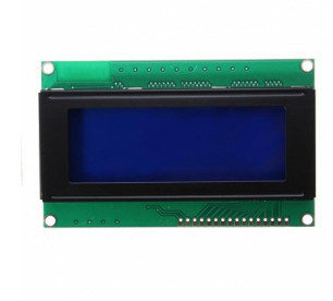 LCD-display 5V 20 x 4 tekens
