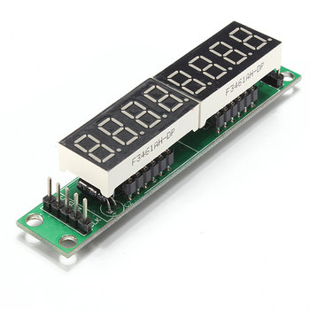 MAX7219 Rood 8-Bit LED-Display