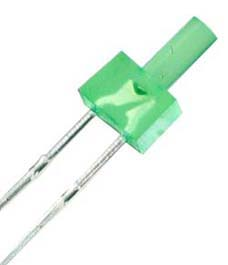 Led groen 2 mm