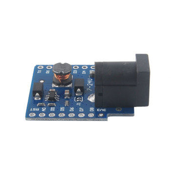 D1 mini DC power shield