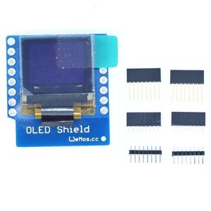 Wemos D1 Oled shield