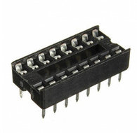 16 Pins IC Socket DIP
