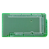Arduino MEGA shield PCB